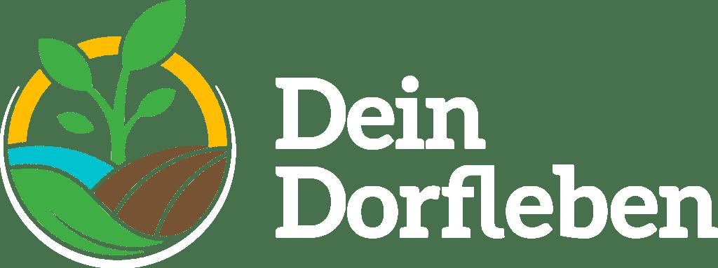 Footer DeinDorfleben Logo