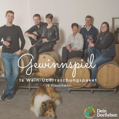 Gewinnspiel Weingut Weishaar